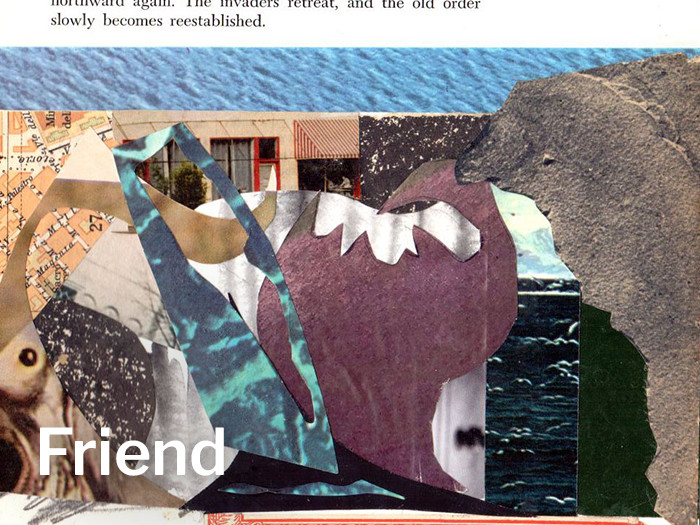 Friend Membership collage image