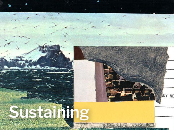 Sustaining Membership collage image