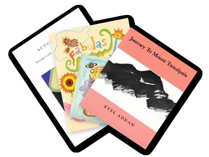 Poetry & Art four-book Bundle