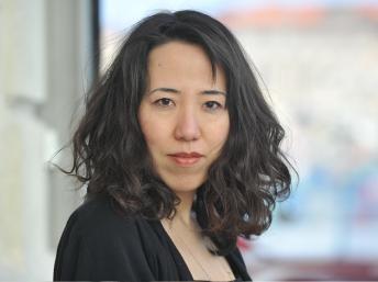 Ryoko Sekiguchi contributor photo, light blurred background