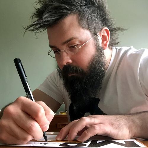 Mark Addison Smith author photo